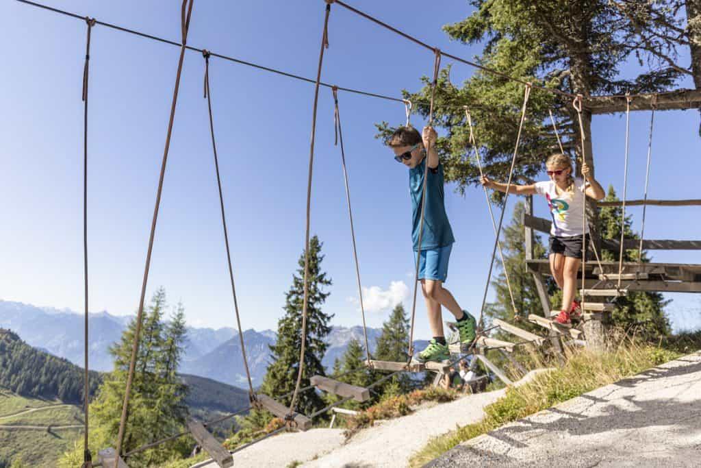 Met kinderen naar Alpbach