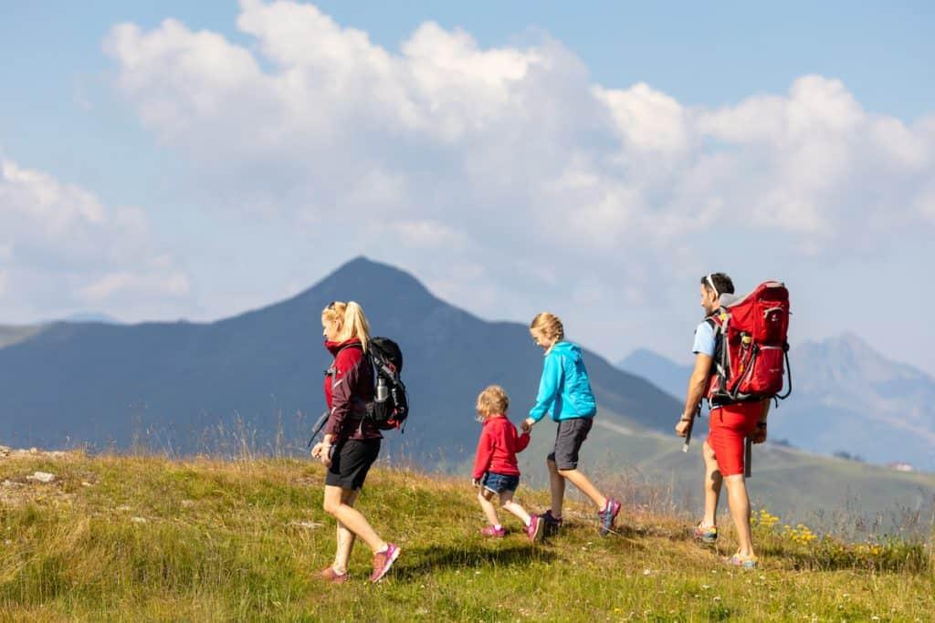 Familievriendelijke vakantie in Alpbachtal