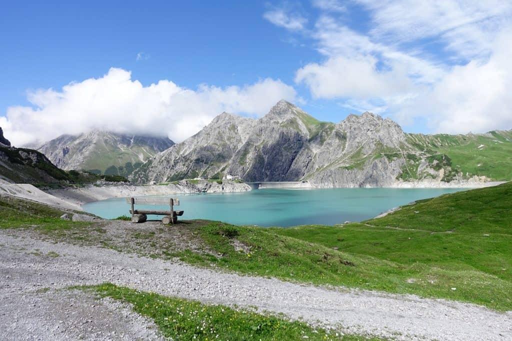 luner see - Oostenrijk