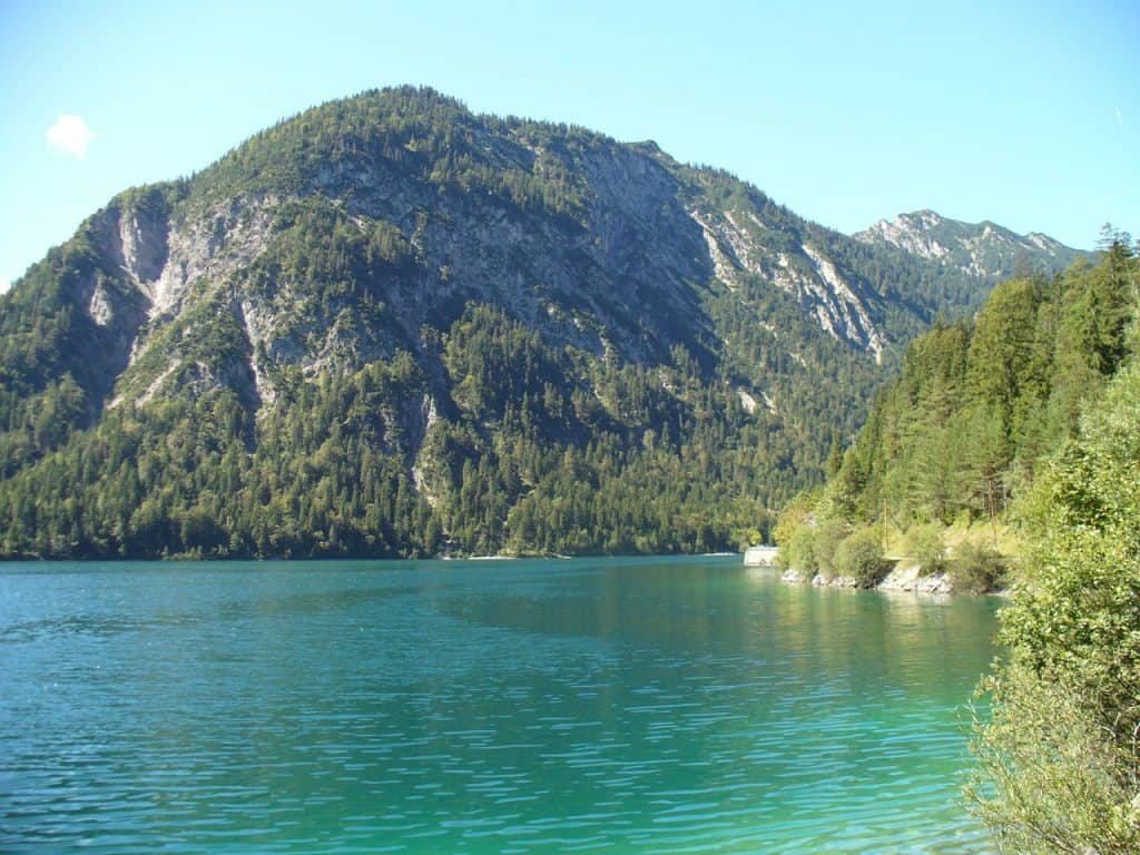 plansee oostenrijk Tirol