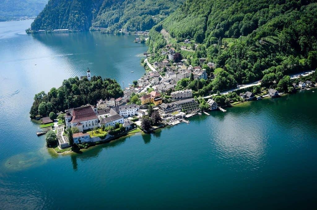 De Traunsee  één van de mooiste meren van Oostenrijk