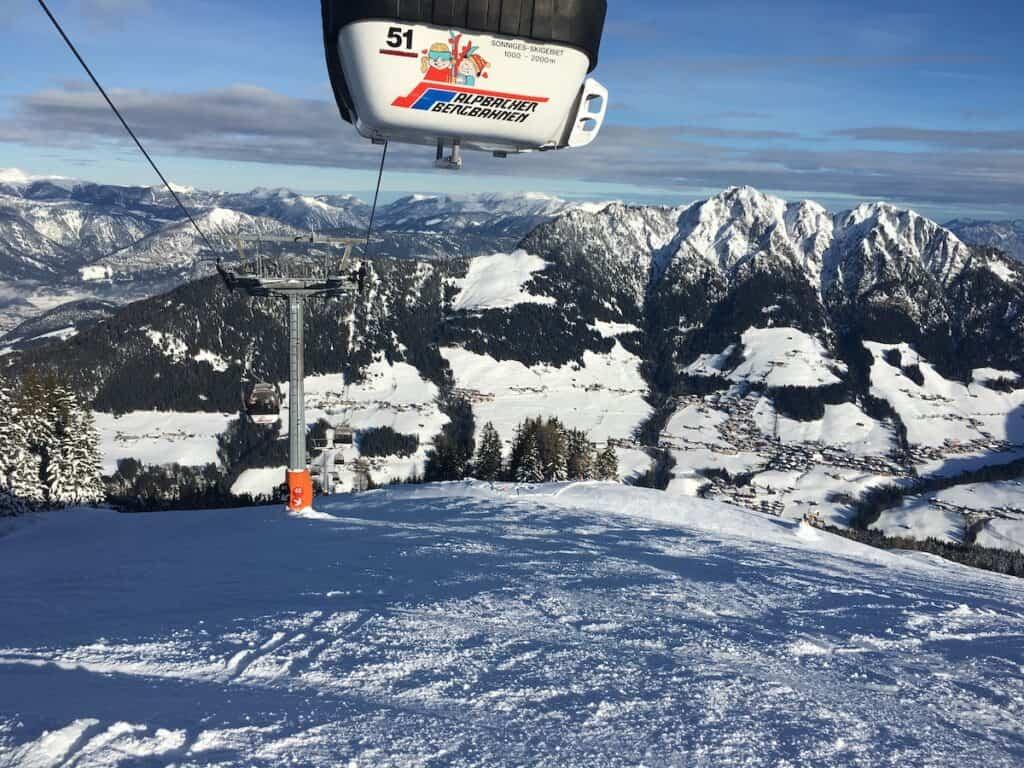 Top 10 skigebieden in Oostenrijk 2021/2022