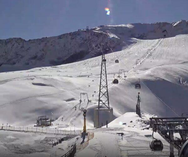 Skigebieden tijdens de herfstvakantie